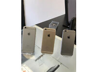 APPLE IPHONE 6 64GB UNLOCKED WITH RECEIPT AND WARRANTY