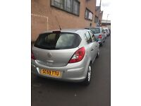 Corsa 2010 full year mot low mileage