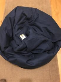 Next kids bean bag (Blue)
