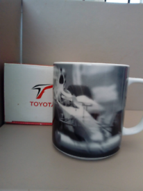 Toyota Cup Photo Mug