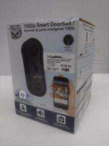 Night Owl 1080p Smart Doorbell - We Buy and Sell Security at Cash Pawn - 117699 - FY213405