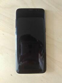 Samsung S8 Onxy black. ***MINT CONDITION***