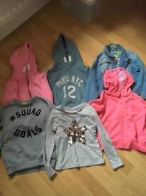 Girls tops n jacket