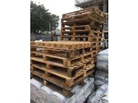 Good quality pallets for sale