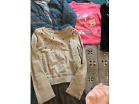 5/6 girls clothes bundle