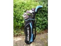 Great Set Of Golf Clubs. . . .
