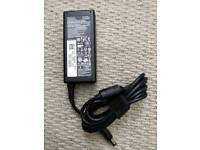Dell 65w laptop charger genuine