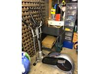 Marcy Cyclone Cross Trainer