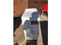 Slimline top loader washing machine