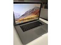 """Macbook Pro A1286 15"""" i7 500GB Late 2011 excellent condition"""