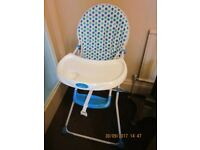 High Chair by BabyStart (Folding)
