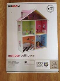 BNIB Krooom Melrose Dollhouse