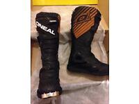 O Neal Rider MotoX / enduro / off road boots 39 BNIB Motocross