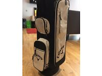 Ladies Callaway golf bag, brand new, never used