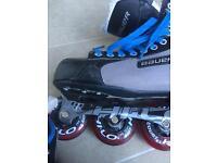 Bauer Vapor XR1 Inline Hockey Skates, UK11.5
