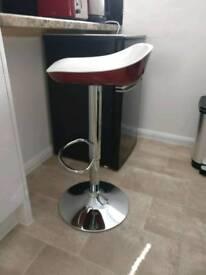 Bar stool from Dunelm