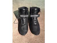 ALPINESTAR FASTBACK MENS BOOTS SIZE 9