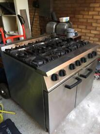 Falcon commercial oven