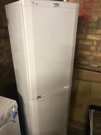 Beko CS5824W Fridge Freezer