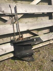 Johnston / Evinrude 70hp outboard gearbox - perfect working order