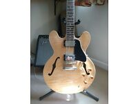 Gibson 335 ....in good condition.