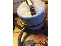 Numatic Henry metal industrial vacuum