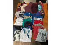 AGE 6-7 BUNDLE OF BOYS CLOTHES