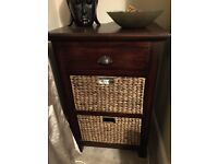 Wooden cabinet from Villa and Hut