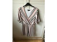 New Look women's playsuit size 10