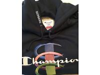 Original Supreme Champion Hoodie and Pant