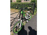 Zumbi Team Voodoo 4X Street Dirt Freeride Bike * RARE *