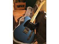 Fender Baja Telecaster - Special Edition - Lake Placid Blue