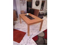 Excellent condition family kitchen table seats 6