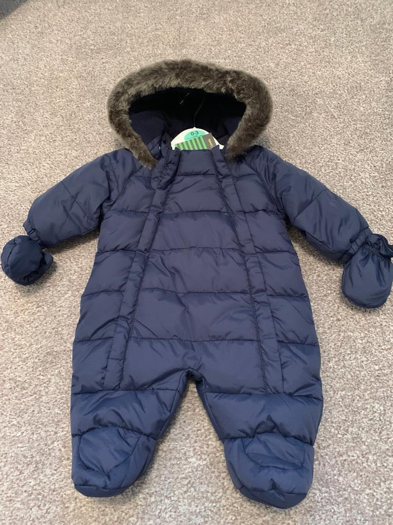 c3601f2889c6 John Lewis snow suit never worn brand new with tags