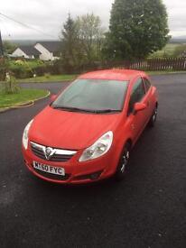 Vauxhall Corsa Energy 3door 60 plate 1229cc