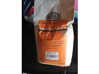 ardex tile grout 3 bags 5kg each