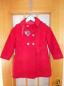 Designer Girls Coat