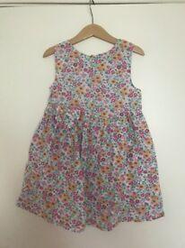 Very light summer dress age 6 -7 years