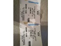 2 Standing Hozier Ulster hall Belfast Wed 19th Dec 2018 for sale £75 each ono