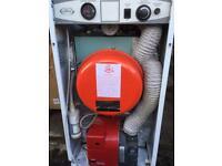 Grant oil boiler and Mega flow Cylinder