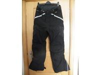 Large Belstaff Motorbike Trousers