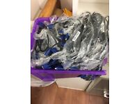 Computer Lead / Screen Cable / Power Leads - Over 250 new cables