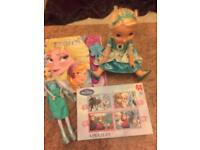 Frozen and other stuff