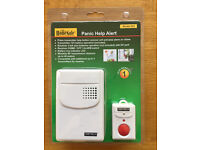 Homesafe Wireless Alarm Transmitter and Receiver