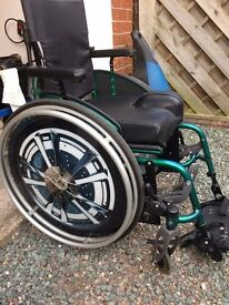 childs wheelchair offers
