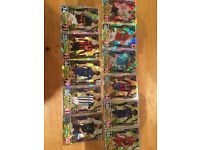 Match Attax 2017/18 swaps