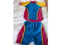 Floaties UV Gear UPF 50+ 7-8 Years swim wear