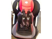 Car seat barely used