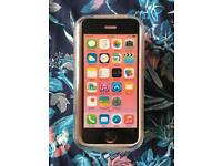 iPhone 5C Unlocked Pink