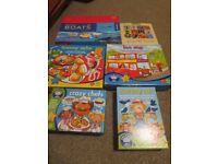 Bundle of Games - Orchard Toys